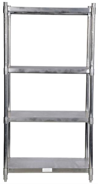 Vestil SSS-2436 Stainless Steel Shelving