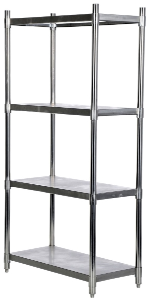 SS-1836 Stainless Steel Shelving Unit