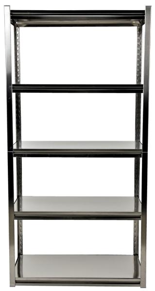 Vestil LWSS-1836 Stainless Steel Shelving Unit