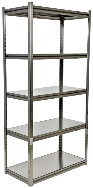 Vestil LWSS-1836 Stainless Steel Shelves