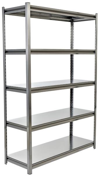 Vestil LWSS-2448 Stainless Steel Shelves