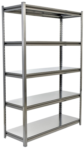 Vestil LWSS-2448 Stainless Steel Shelves