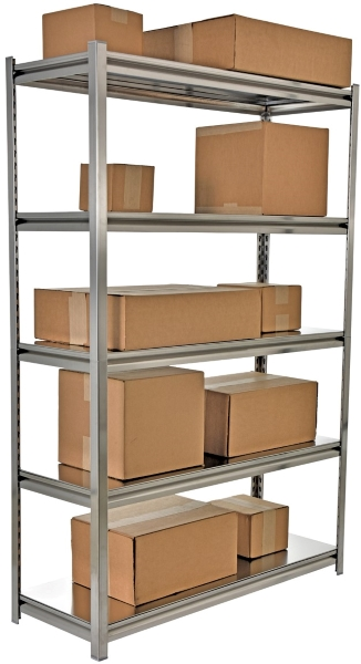 Vestil LWSS-1848 Stainless Steel Shelves