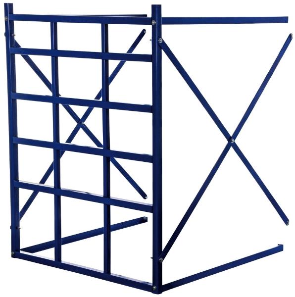 Vestil LBPH-EXT Long Bar Pigeon Hole Rack Extension