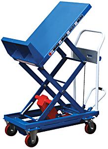 Vestil CART-400-LT Lift & Tilt Cart