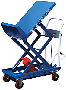 Vestil CART-400-LT Lift & Tilt Cart