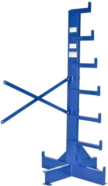 Vestil BAR-A-84-S Single Sided Bar Stock Rack Add-On