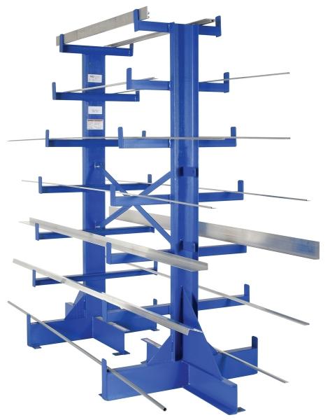 Vestil BAR-R-84-D Bar Stock Rack