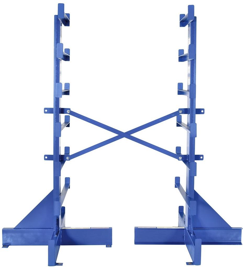 Vestil BAR-R-84-D Double Sided Bar Stock Trees