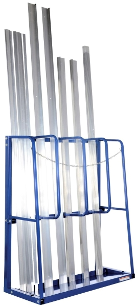 Vestil EVR-59-S Expandable Vertical Bar Rack