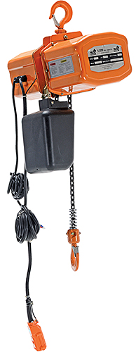 Vestil H-1000 1/2 Ton Electric Chain Hoist