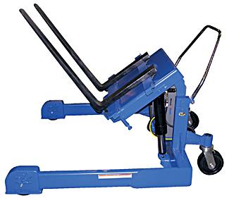 TMS-20-DC Tilt Master Straddle