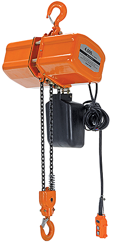 Vestil H-4000-1 Electric Chain Hoist