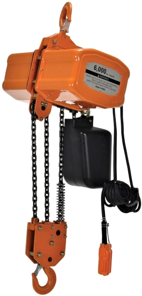 Vestil H-6000-3 Electric Chain Hoist