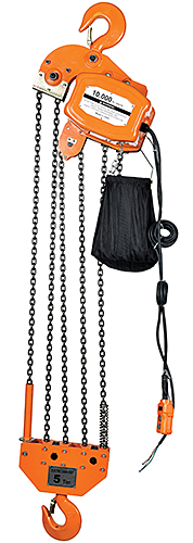 Vestil H-10000 5 Ton Electric Chain Hoist