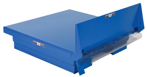 Vestil UNI-P-5448-4 Portable Scissor Lift & Tilt Table
