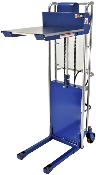 Vestil HYD-10-AIR Portable Platform Lift
