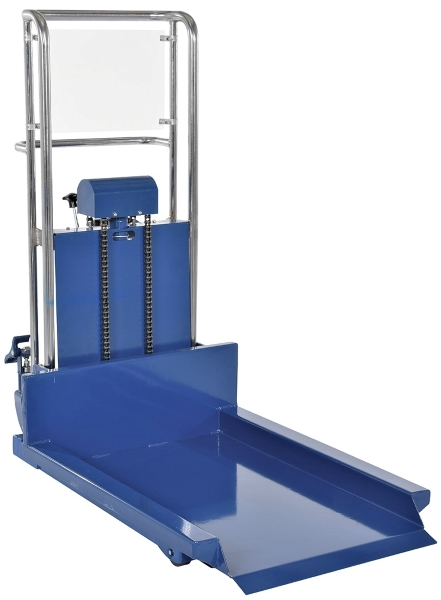Vestil HYD-5-LP Low Profile Hefti-Lift