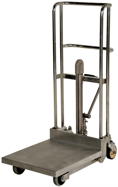 Vestil HYD-5-SS Stainless Steel Hefti-Lift