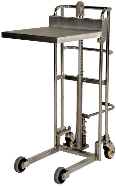 Vestil HYD-5-SS Stainless Steel Portable Platform Lift