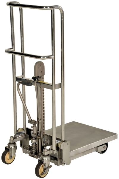 Vestil HYD-5-SS Stainless Steel Platform Lift