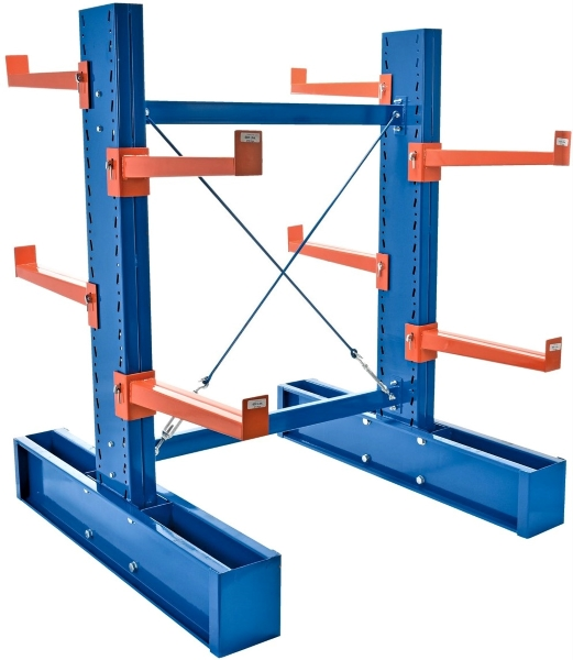 MDU-C-6-12 Double Sided Cantilever Racking