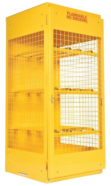 Vestil CYL-H-8 Cylinder Storage Cabinet