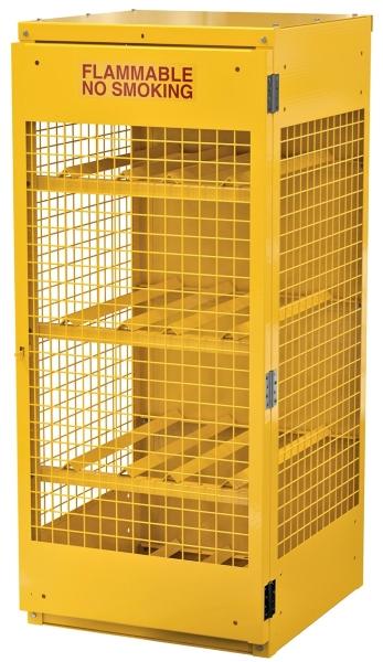 Vestil CYL-H-8-KD Cylinder Storage Cabinet
