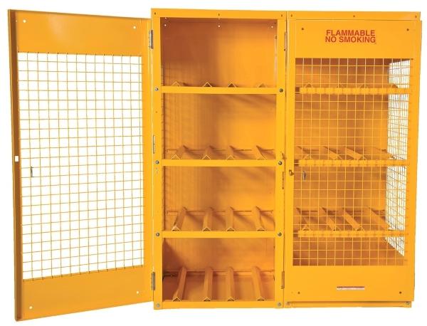 Vestil CYL-H-16 Cylinder Storage Cabinet