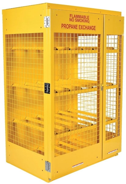 Vestil CYL-H-12 Cylinder Storage Cabinet