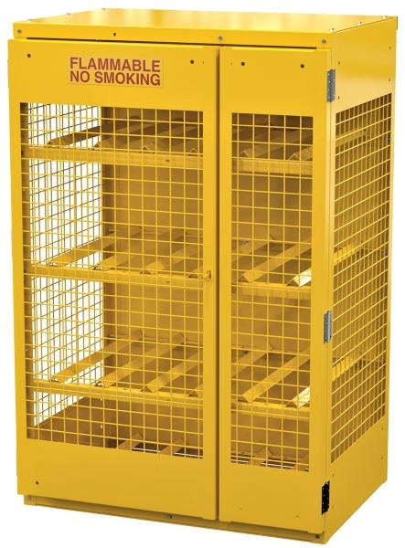Vestil CYL-H-12-KD Cylinder Storage