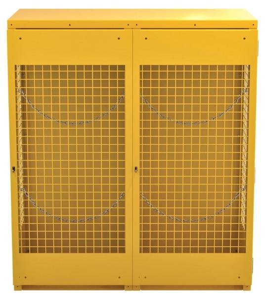 Vestil CYL-V-1020 Cylinder Storage Cabinet