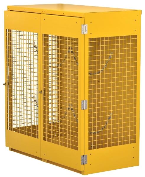Vestil CYL-V-1020-KD Cylinder Rack