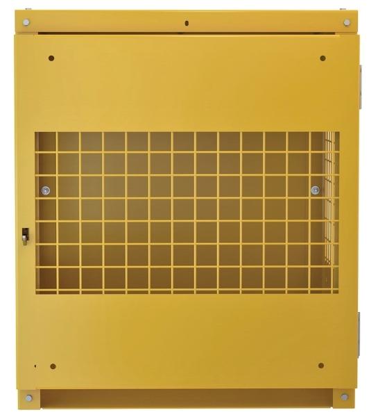 Vestil CYL-V-4 Cylinder Storage Cabinet
