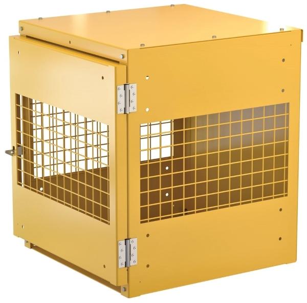 Vestil CYL-V-4-KD Cylinder Storage
