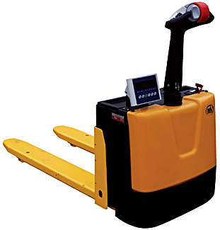 Vestil EPT-2547-30-SCL Pallet Jack With Scale