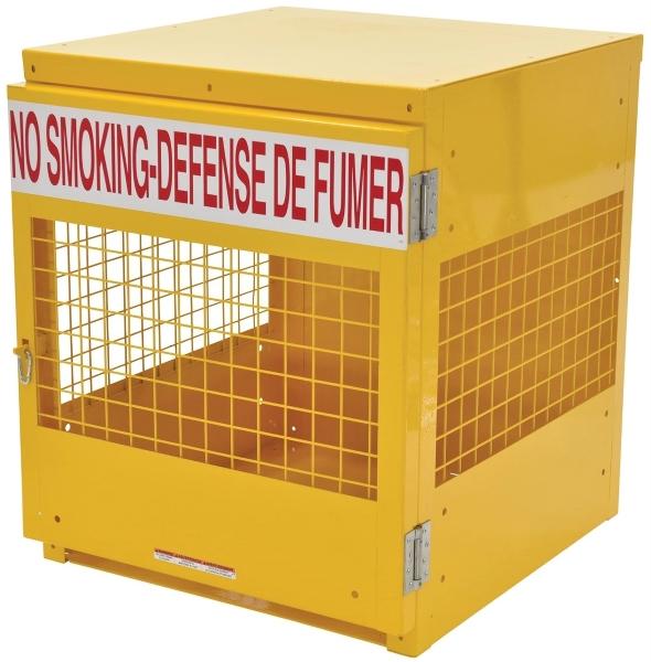 Vestil CYL-LP-4-CA Cylinder Storage