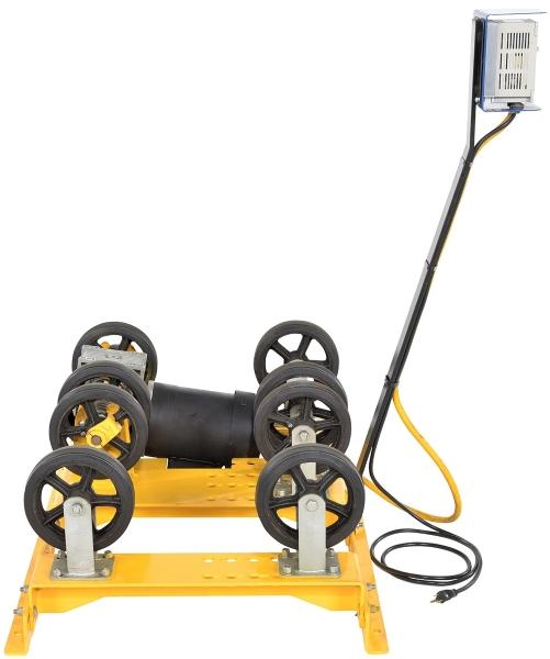DRM-H-3055 Drum Mixer & Roller
