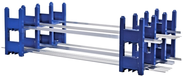 Vestil CRAD-25 series Stackable Bar Cradles