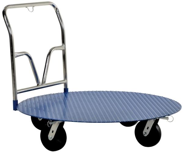 Vestil CC-48 Pallet Cart With Carousel
