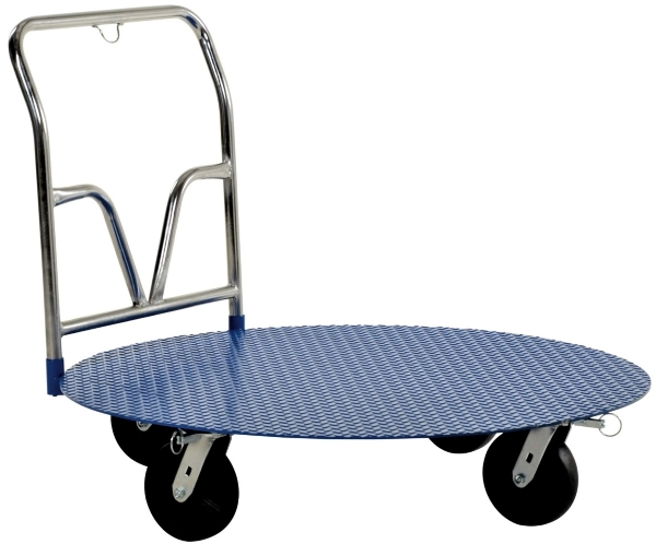 Vestil CC-48 Pallet Cart With Carousel