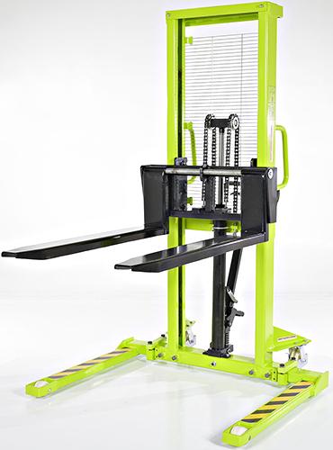 Pramac MX10 Manual Pallet Stacker