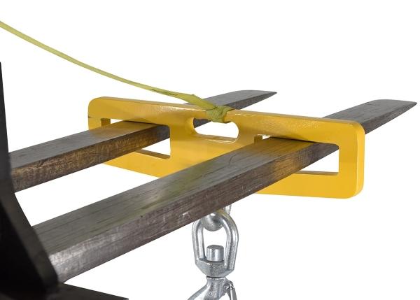 Vestil LM-HP Forklift Hook Plate