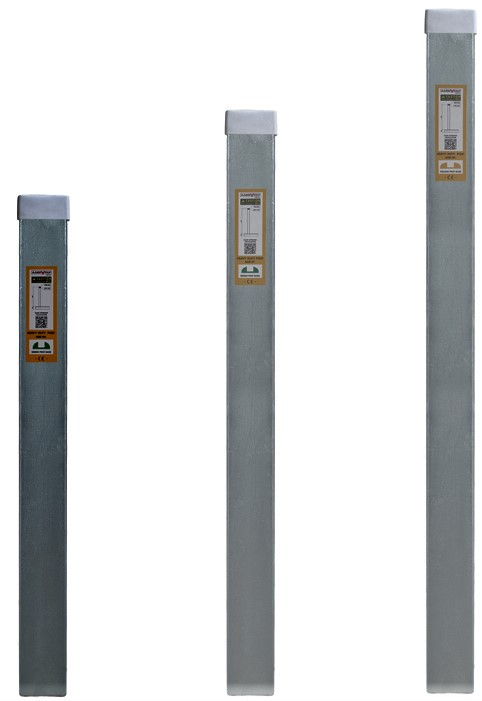 ABR06, ABR07, ABR08 Posts for Rack