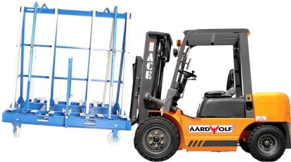 Aardwolf AF Portable A-Frame Rack