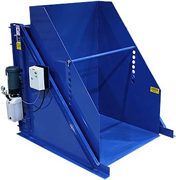 Endura-Veyor Hydraulic Box Dumper