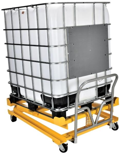 Vestil IBC-TLT Intermediate Bulk Container Tilt Cart