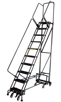 Ballymore NAV-10RF Navigator 10 Step Ladder