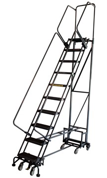 Ballymore NAV-10RF Navigator 10 Step Ladder