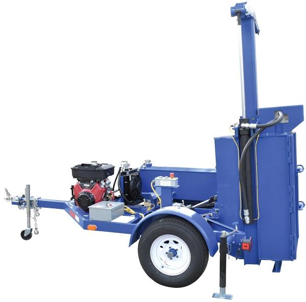 Vestil HDC-900-GPT Portable Drum Crusher